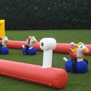 The Inflatable Race