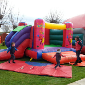 bouncy castle tom taylor ents