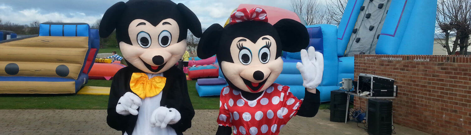 Tom Taylor Mickey and Minnie