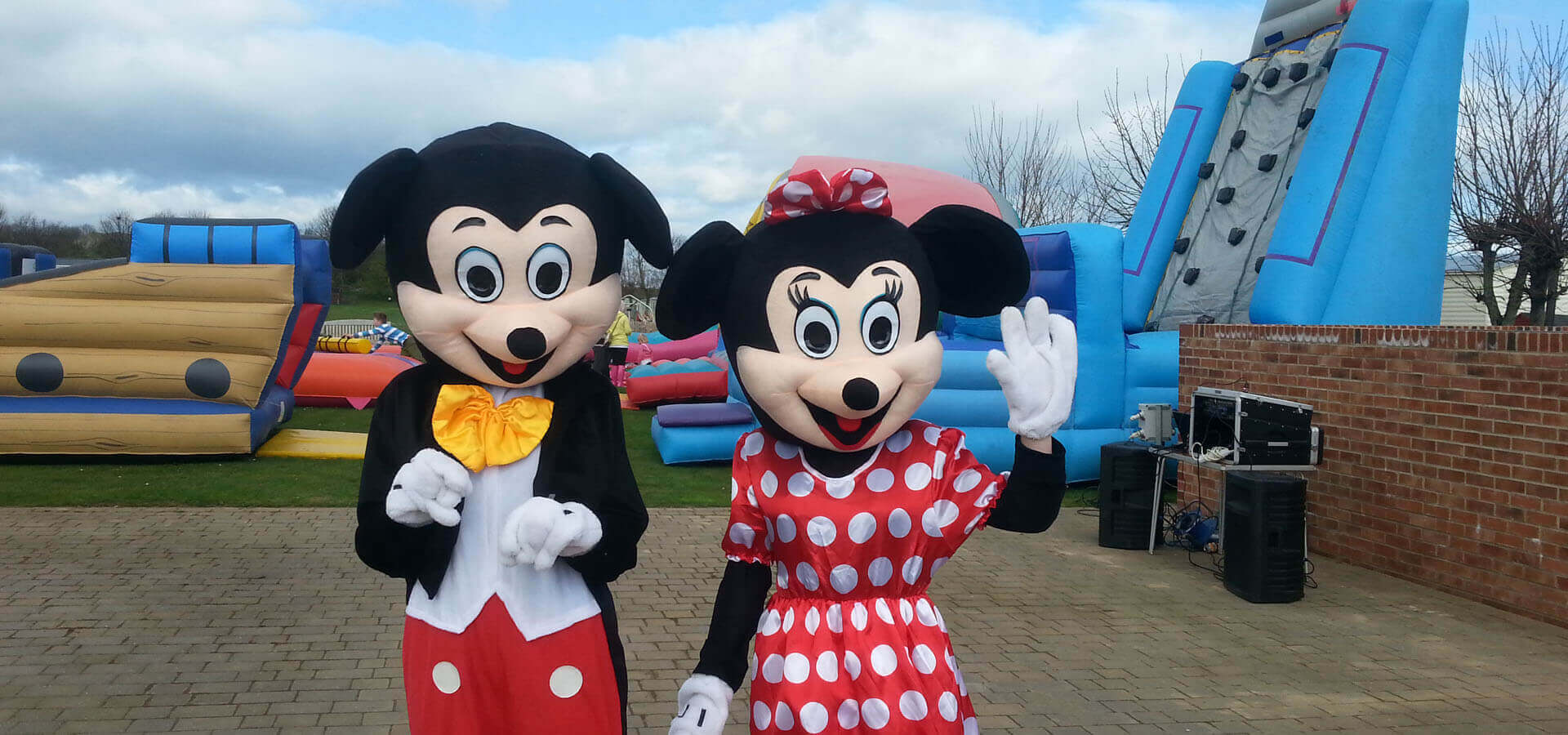 Tom Taylor Mickey and Minnie
