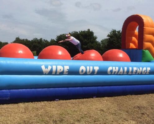 Wipe Out Challenge