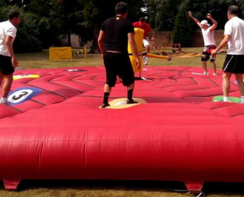 Wipe Out Jump Challenge