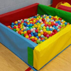 ball pool Tom Taylor Ents