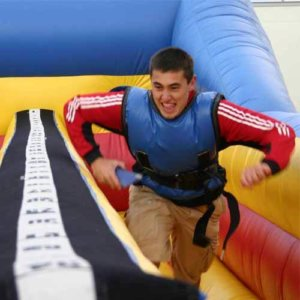 bungee run Tom Taylor Ents