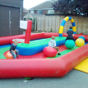Inflatable Games Hire